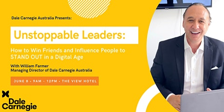 Unstoppable Leaders: Masterclass for How to Win Friends & Influence People tickets