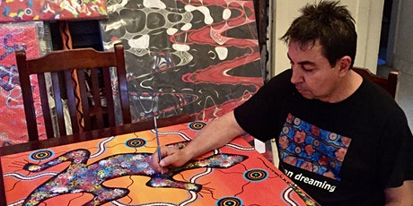 CREATIVITY MASTERCLASS with Indigenous artist Graham Toomey tickets