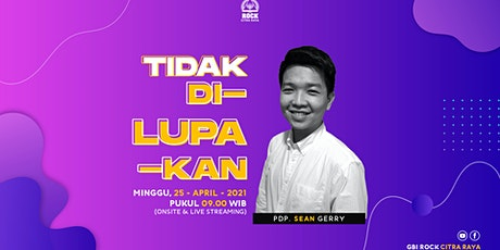 Kingdom Celebration | 25 April 2021 | Jam 09:00. tickets