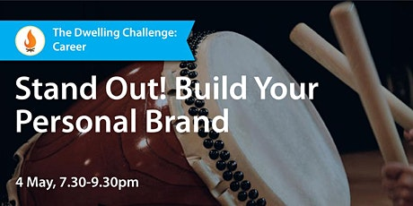 Stand Out! Build Your Personal Brand tickets