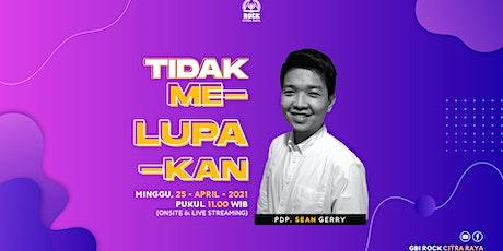 Kingdom Celebration | 25 April 2021 | Jam 11:00. tickets