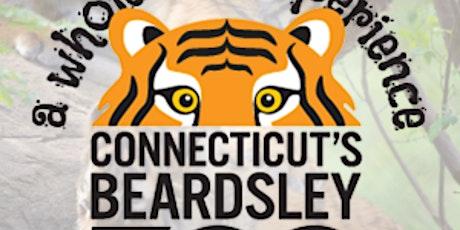 Beardsley Zoo (Saturday 9  am / 12:30 pm) tickets