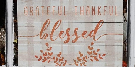 Gratitude Writing Workshop tickets