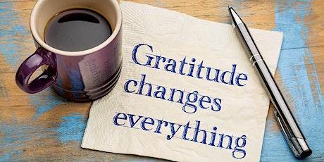Artful Meditation on Gratitude tickets