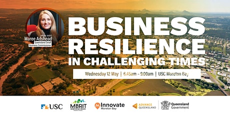 Business Resilience in Challenging Times  Networking Breakfast tickets