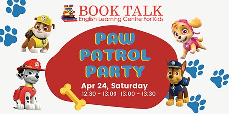 Paw Patrol Party tickets