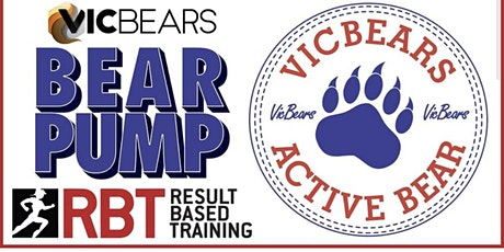 VicBears ActiveBear Presents: Bear Pump @ RBT Gyms tickets