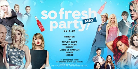 SO FRESH PARTY MAY tickets