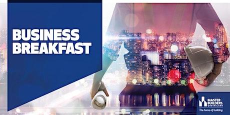 Brisbane Business Breakfast tickets