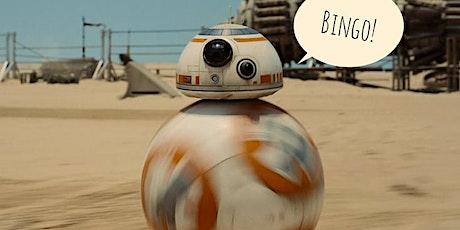 Star Wars Virtual Bingo tickets