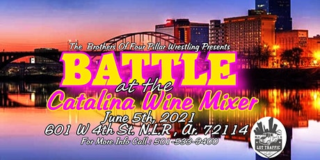 Battle At The Catalina Wine Mixer tickets