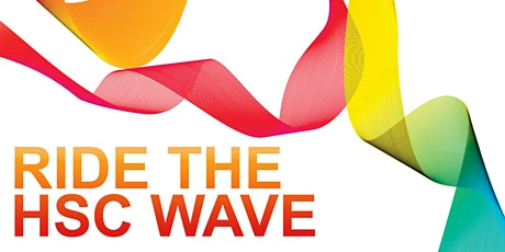 Ride the HSC Wave: Mathematics – Advanced/Extension 1 and 2 tickets