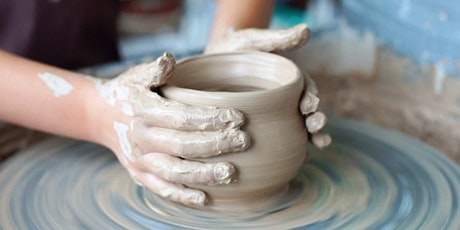Learn how to build a Mug, Online Pottery Class, All ages are welcome tickets