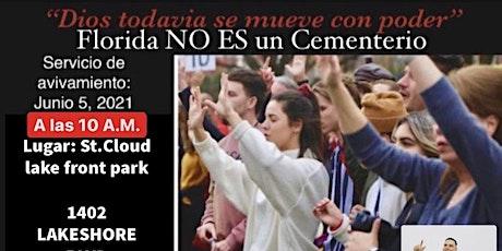 """""""Florida No es un Cementerio"""" tickets"""