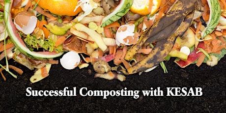 Successful Composting workshop at Lochiel Park Community Garden tickets