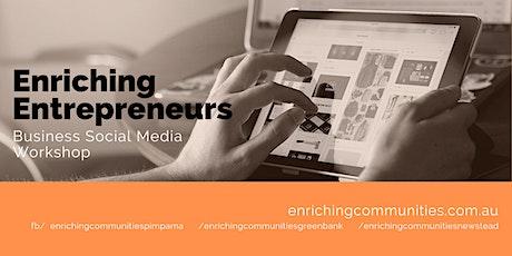 Business Social Media Workshop tickets