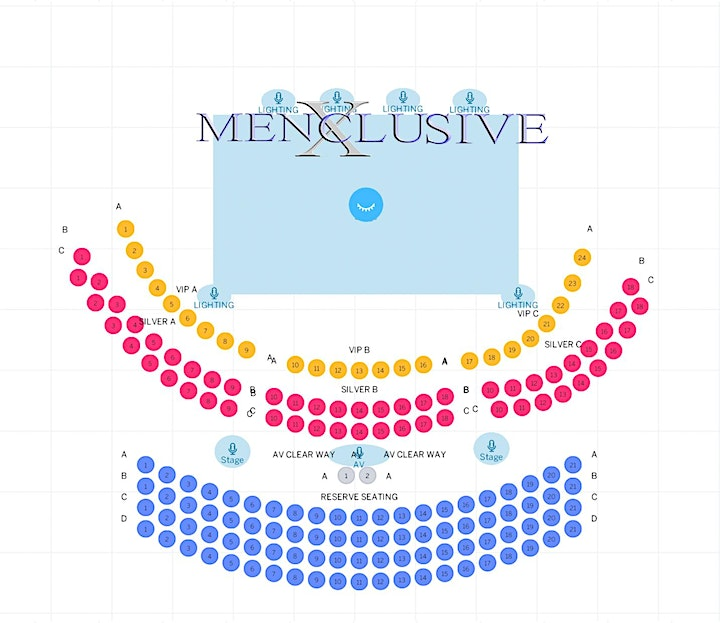 Menxclusive™ Live | Hobart  21 August 2021 image