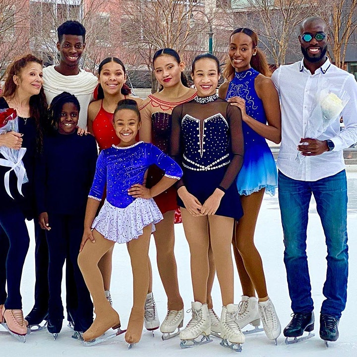 Juneteenth Skate-Raiser: Fundraiser On Ice image
