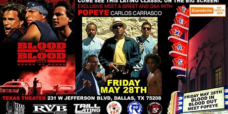 Dallas TX Meet & Greet w/Popeye Carlos Carrasco tickets