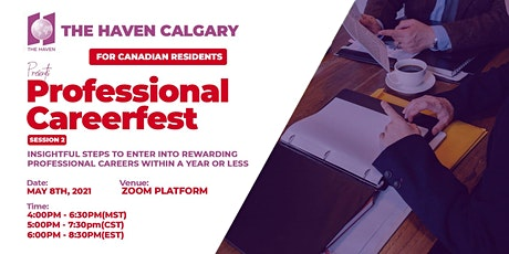 Professional CareerFest (Session 2) tickets