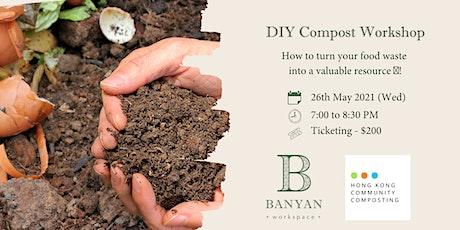 DIY Food Compost Workshop tickets