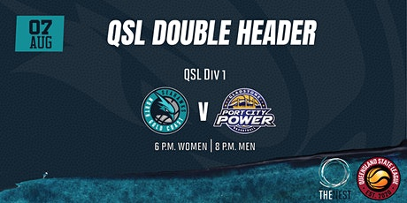 QSL Double Header - QSL 1 v Gladstone tickets
