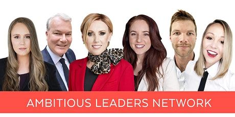Ambitious Leaders Network Melbourne – 20 May 2021 tickets