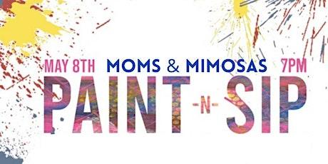 Moms & Mimosas Paint-n-Sip tickets