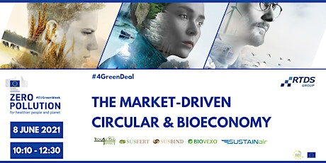 The Market-driven Circular & Bioeconomy tickets