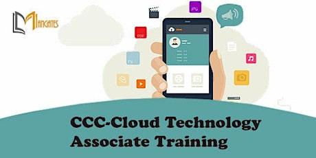 CCC-Cloud Technology Associate 2 Days Virtual Training in San Antonio, TX tickets