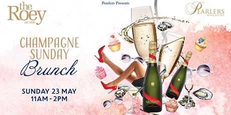 The Champagne Sunday Brunch tickets