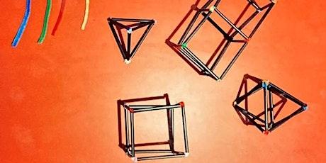 Model/3D Shape Building tickets
