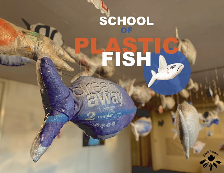 Smarter Living - Plastic Fish Exhibition and Workshops - Doncaster Library image