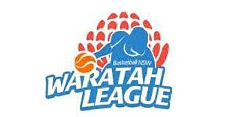 2021 Spalding Waratah Senior League tickets