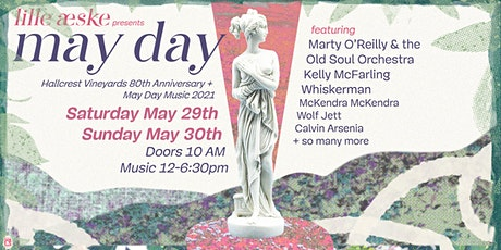 May Day 2021 tickets