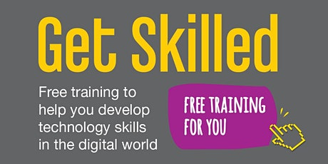 Get Skilled [Tech HELP] - Wollongong Library tickets