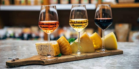 Vegan Cheese and Low Sugar Wine Tasting tickets