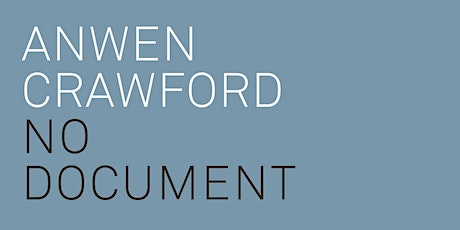Melbourne book launch – No Document by Anwen Crawford tickets