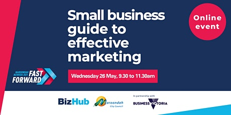 Small business guide to effective marketing tickets