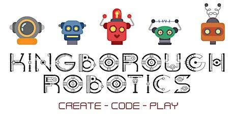 Home Educators OPEN SESSION (10 - 15 yrs) with Kingborough Robotics tickets