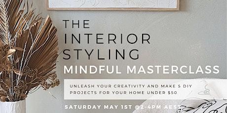 Crystal Bailey's DIY Mindful Masterclass tickets