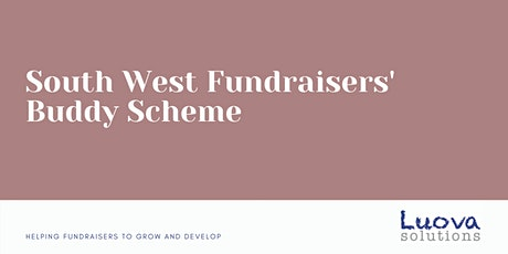 South West Fundraisers' Buddy Scheme - May Cohort tickets