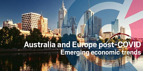 VIC | Australia and Europe post-COVID: emerging economic trends tickets
