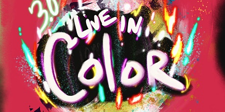 LIVE IN COLOR tickets