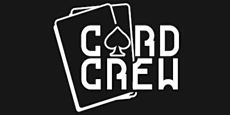 Card Crew Weekly Meetup tickets