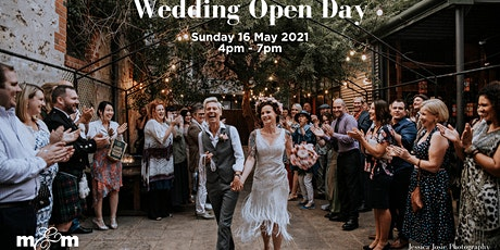 Moore&Moore Wedding Open Day tickets