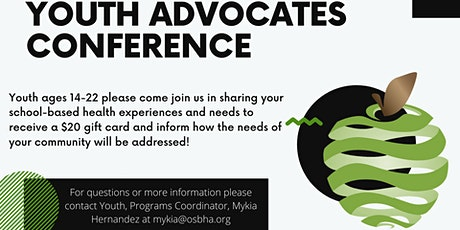 Youth Advocate Conference tickets