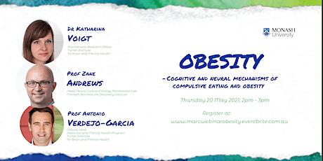 MARC interdisciplinary webinar series: Obesity tickets