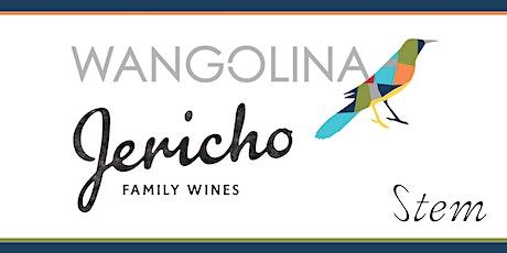 Wangolina & Jericho Wines tickets