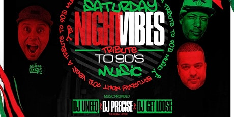 A Tribute to 90's Hip Hop + R&B : Saturday Night Vibes @ NoMa Social tickets
